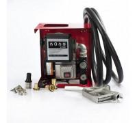 Мини АЗС для дизельного топлива на 220В 40л/мин