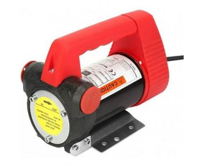 Помповый насос для перекачки дизеля 12в 50л/мин SL001-12V