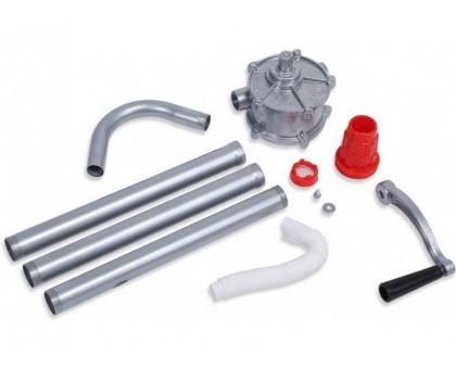 Насос ручной бочковой механический SL007A алюминиевый корпус
