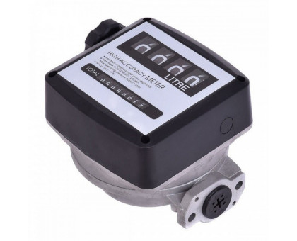 Счетчик механический SL010P 120 л/мин