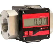 Счетчик для топлива 400 л/мин MGЕ-250