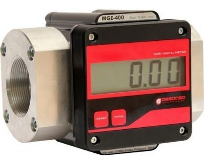 Счетчик для топлива 400 л/мин MGЕ-400