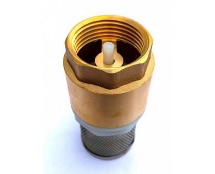 Клапан обратный с фильтром SLFV-1
