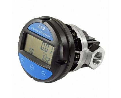 Счетчик для топлива 250 л/мин Petroll OGM-40