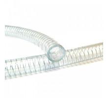 Шланг PVC прозрачный с металлической спиралью 25 мм Piusi