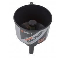 Портативный фильтр для топлива с воронкой