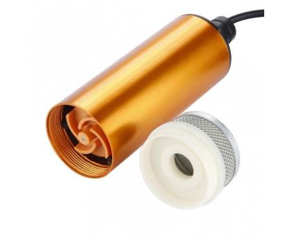 Насос топливоперекачивающий, погружной, с фильтром, в алюминиевом корпусе 50мм