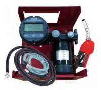 Установка для перекачки топлива SL60DA-1K-12V 12В 70 л/мин
