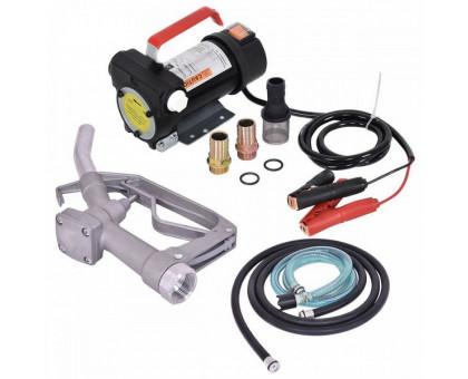 Установка для перекачки дизеля SL001B-12V 12в 50л/мин
