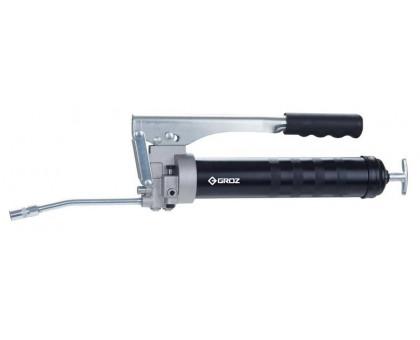 Шприц для смазки G1-HD, рычажный со стальной трубкой, 690 бар