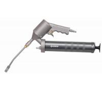 Шприц для смазки AGG-1, пневматический со стальной трубкой, 330 бар