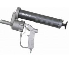 Шприц для смазки G64, пневматический со стальной трубкой, 413 бар